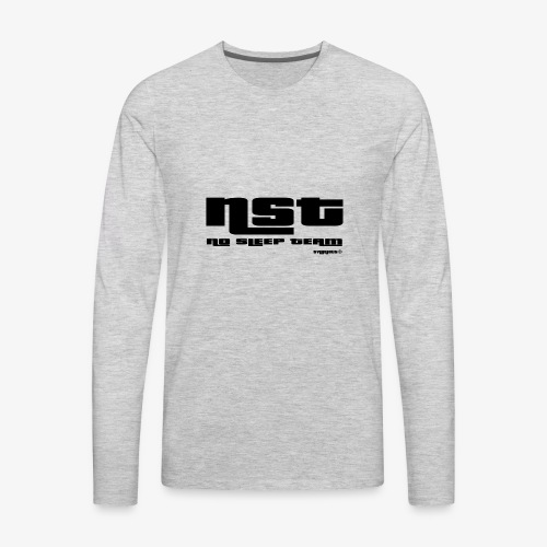 No sleep team - Men's Premium Long Sleeve T-Shirt