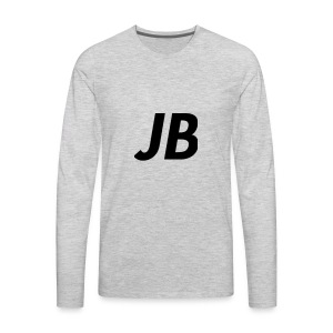 JafinBot Self-Made Design - Men's Premium Long Sleeve T-Shirt