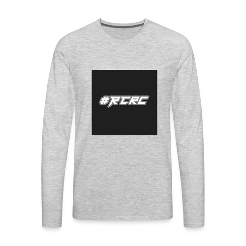 #RCRC - Men's Premium Long Sleeve T-Shirt