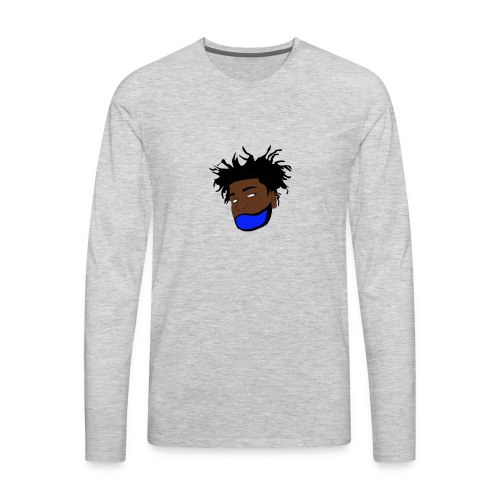 kiidsquad pt 2 kvng - Men's Premium Long Sleeve T-Shirt