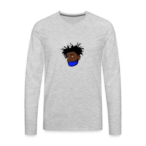 kiidsquad pt 2 kvng - Men's Premium Long Sleeve T-Shirt