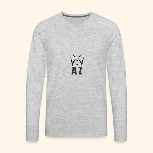 AZ PRODUCTIONS - Men's Premium Long Sleeve T-Shirt