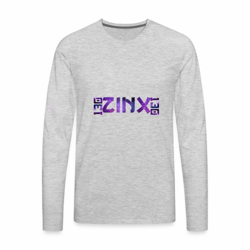 Zinx130 hoodie - Men's Premium Long Sleeve T-Shirt