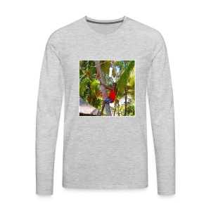 Coconuts - Men's Premium Long Sleeve T-Shirt