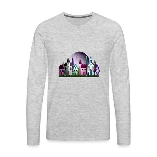 Moondale - Men's Premium Long Sleeve T-Shirt