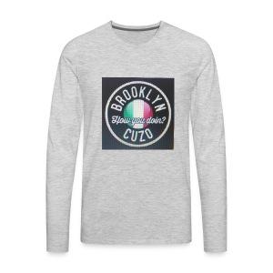 bkcuznew - Men's Premium Long Sleeve T-Shirt