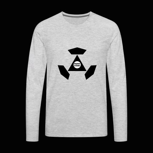 Logo Variant 1 - Men's Premium Long Sleeve T-Shirt