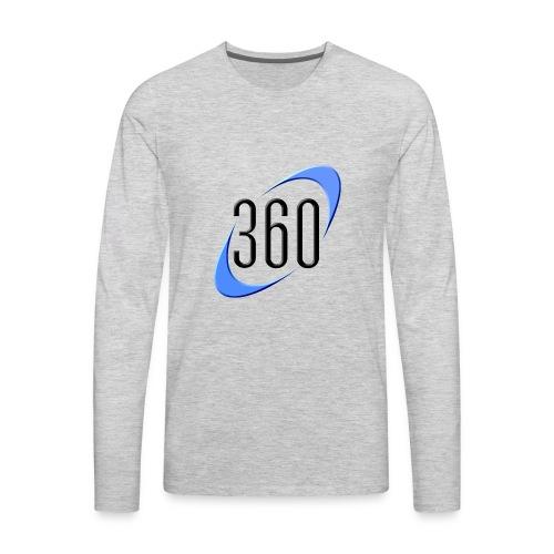 360 The Logo! - Men's Premium Long Sleeve T-Shirt