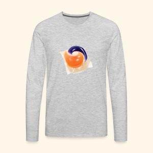 luadry sack - Men's Premium Long Sleeve T-Shirt