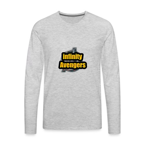avengers infinity war - Men's Premium Long Sleeve T-Shirt