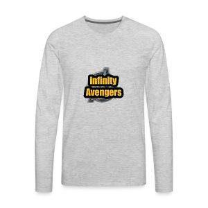 avengers infinity war - Men's Premium Long Sleeve T-Shirt