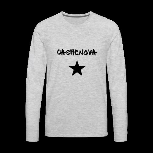 Cashenova - Men's Premium Long Sleeve T-Shirt