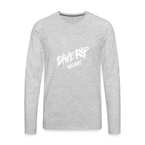 Dave Rap Perfect Merch - Men's Premium Long Sleeve T-Shirt