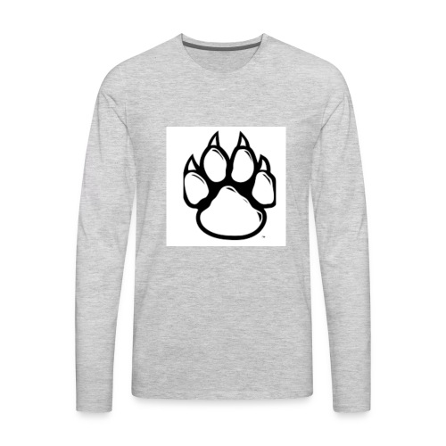 Panther Paw - Men's Premium Long Sleeve T-Shirt