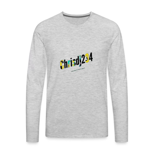Spark - Men's Premium Long Sleeve T-Shirt
