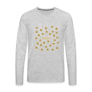 Faith STORE TSHIRT - Men's Premium Long Sleeve T-Shirt