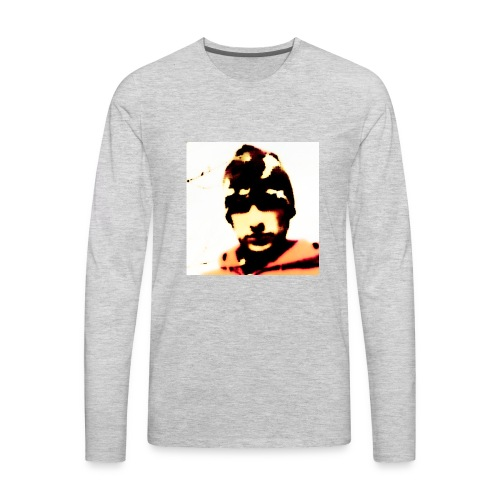BankRollDETROIT - Men's Premium Long Sleeve T-Shirt