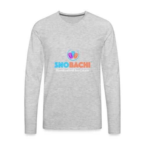 Rev Logo A - Men's Premium Long Sleeve T-Shirt