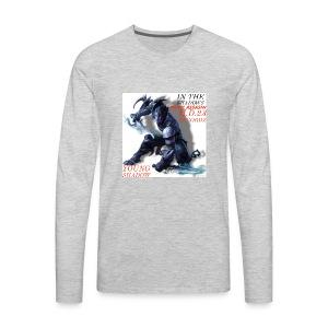 Music Assassin - Men's Premium Long Sleeve T-Shirt