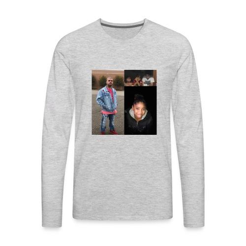 Family🙌🏽 - Men's Premium Long Sleeve T-Shirt