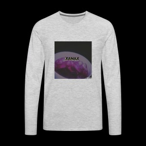 N$gger - Men's Premium Long Sleeve T-Shirt