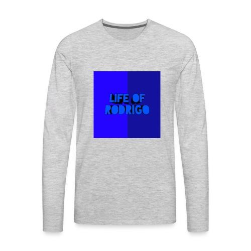 20180330 143005 - Men's Premium Long Sleeve T-Shirt