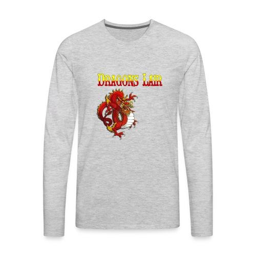 DragonsLair - Men's Premium Long Sleeve T-Shirt