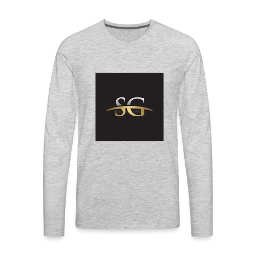 Stam Gr - Men's Premium Long Sleeve T-Shirt