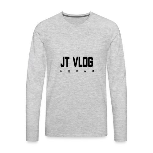 jt vlog squad - Men's Premium Long Sleeve T-Shirt