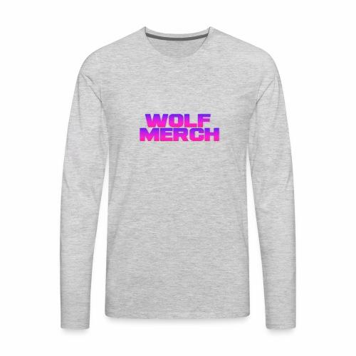 Original - Men's Premium Long Sleeve T-Shirt