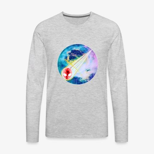 space explorers - Men's Premium Long Sleeve T-Shirt