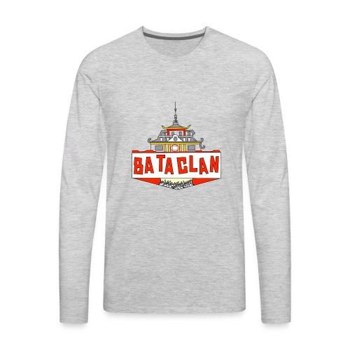 bataclan - Men's Premium Long Sleeve T-Shirt