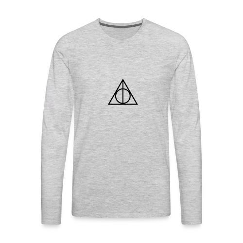 HARRY POTTER - Men's Premium Long Sleeve T-Shirt