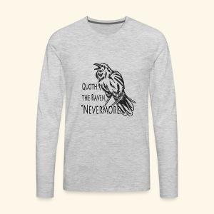 Raven - Men's Premium Long Sleeve T-Shirt
