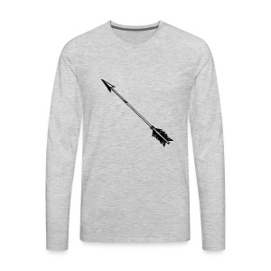 arrow merch - Men's Premium Long Sleeve T-Shirt