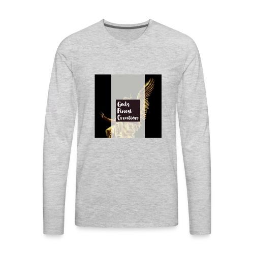 God's finest creation - Men's Premium Long Sleeve T-Shirt