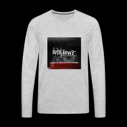 overflow - Men's Premium Long Sleeve T-Shirt