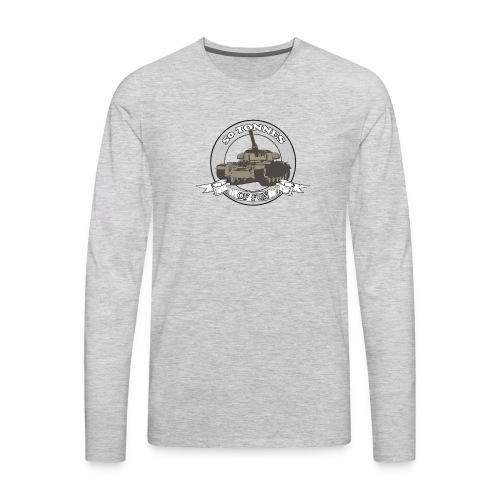 Centurion: 50 Tonnes of Fun - Men's Premium Long Sleeve T-Shirt