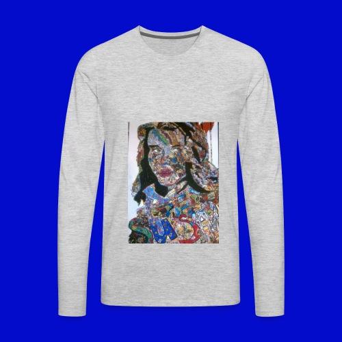 Susan - Men's Premium Long Sleeve T-Shirt