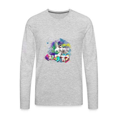 Crazy Rj 1 - Men's Premium Long Sleeve T-Shirt