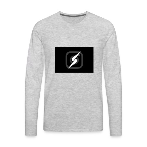 Lucas and andres Logo merch - Men's Premium Long Sleeve T-Shirt