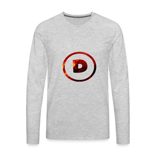 Dra9on Stuff #1 - Men's Premium Long Sleeve T-Shirt