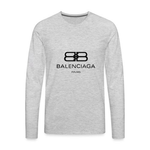 Balenciagax - Men's Premium Long Sleeve T-Shirt