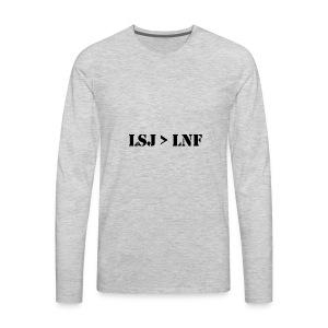 LSJ - Men's Premium Long Sleeve T-Shirt