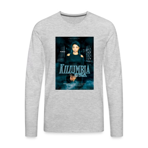Killumbia, USA Monica - Men's Premium Long Sleeve T-Shirt