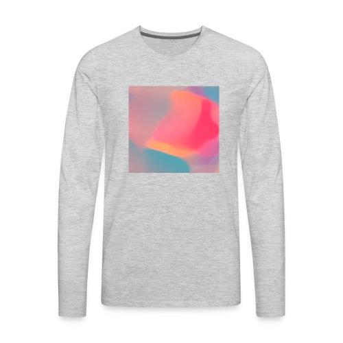 Diffuse Colour - Men's Premium Long Sleeve T-Shirt