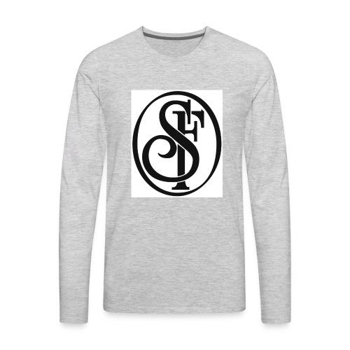 Designer T-Shirt - Men's Premium Long Sleeve T-Shirt