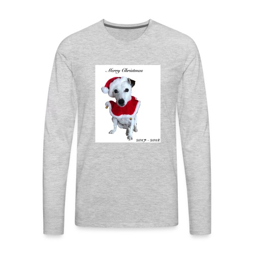 Merry Christmas 2017-2018 [LIMITED EDITION] - Men's Premium Long Sleeve T-Shirt