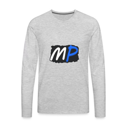 MishoPlays Classic Logo - Men's Premium Long Sleeve T-Shirt