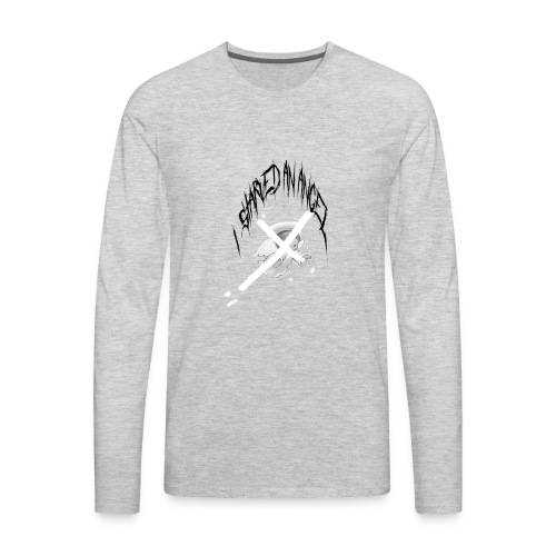 I starved an Angel - Men's Premium Long Sleeve T-Shirt